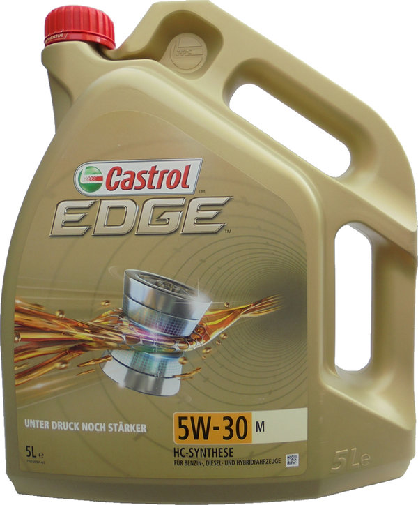 Motor Oil Castrol EDGE 5W-30 M BMW LL-04 (5 Liters)
