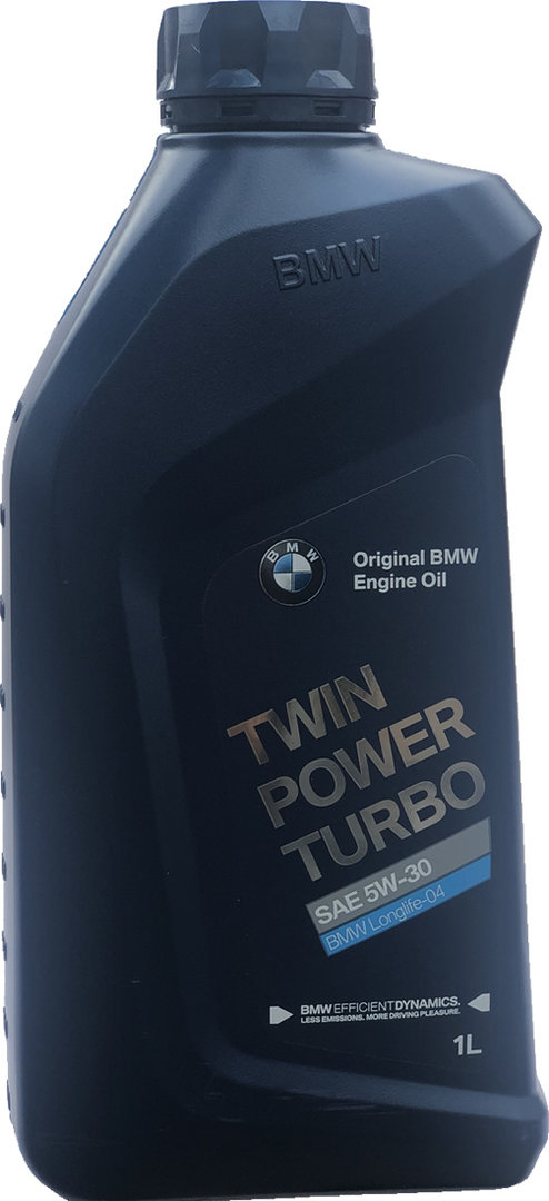 Motoröl Original BMW 5W-30 Twin Power Turbo LL-04 (1 Liter)