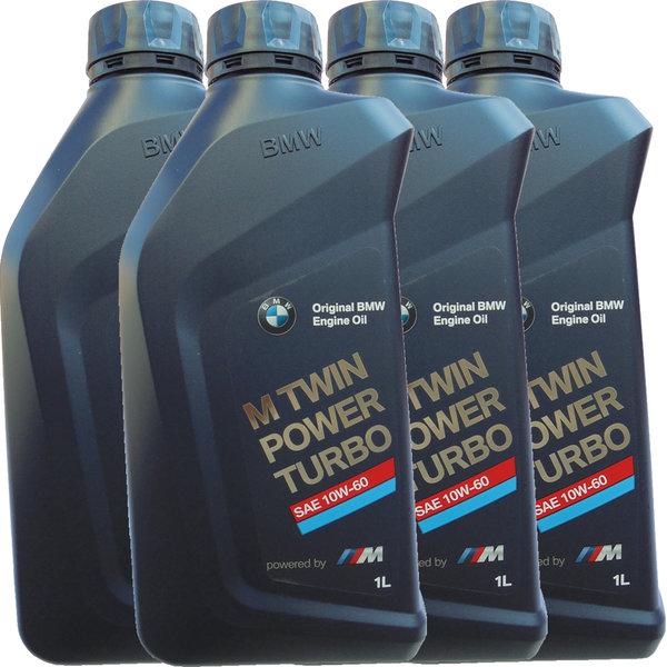 Buy Motor Oil Original BMW 10W-60 M Twin Power Turbo At A