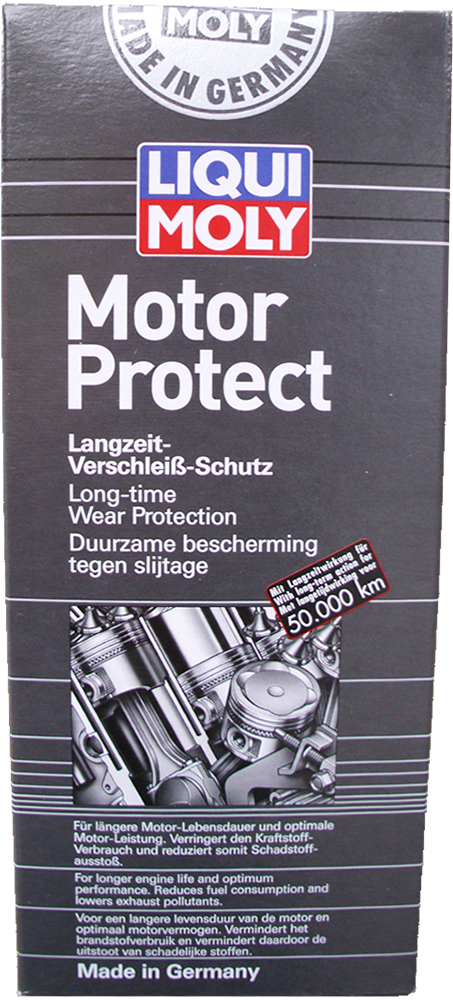 Additive Liqui Moly Motor Protect - Long-time Wear Protection 1018 - 1X 500ml