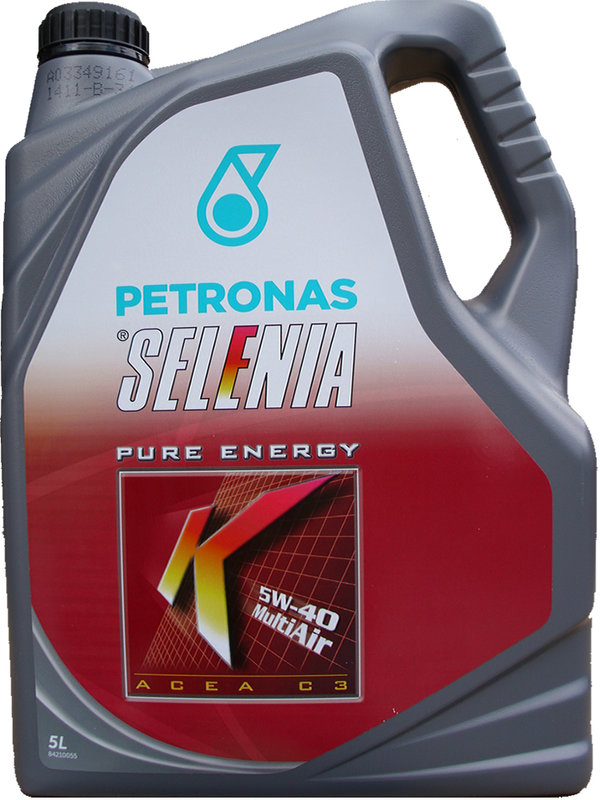 Motoröl Selenia 5W-40 K Pure Energy Multi Air (5 Liter)
