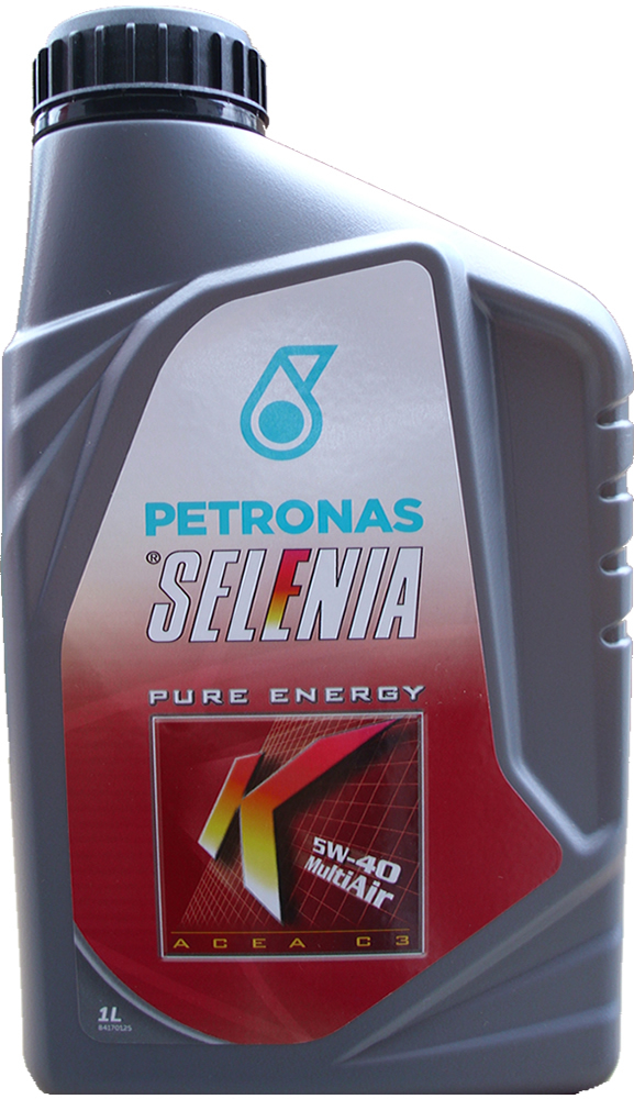 Motoröl Selenia 5W-40 K Pure Energy Multi Air (1 Liter)