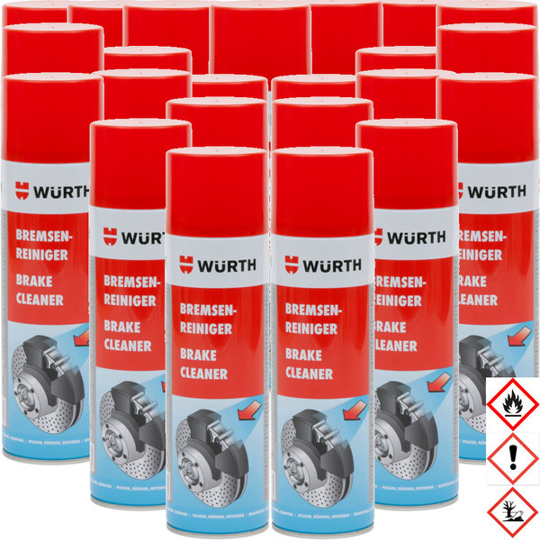 Brake Cleaner Würth (24 X 500ml)