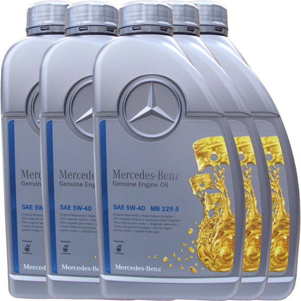 mercedes benz original oil